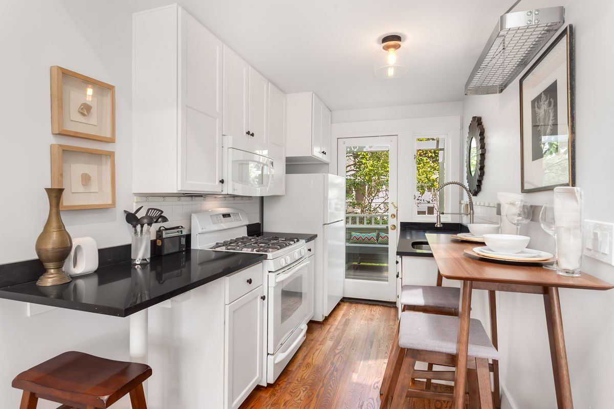 This historic Pine Street Cottage is itty-bitty and $425K - Curbed ...