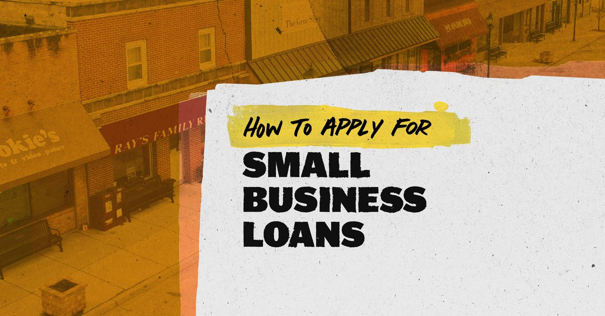 How to apply for PPP small-business loans in the CARES Act ...