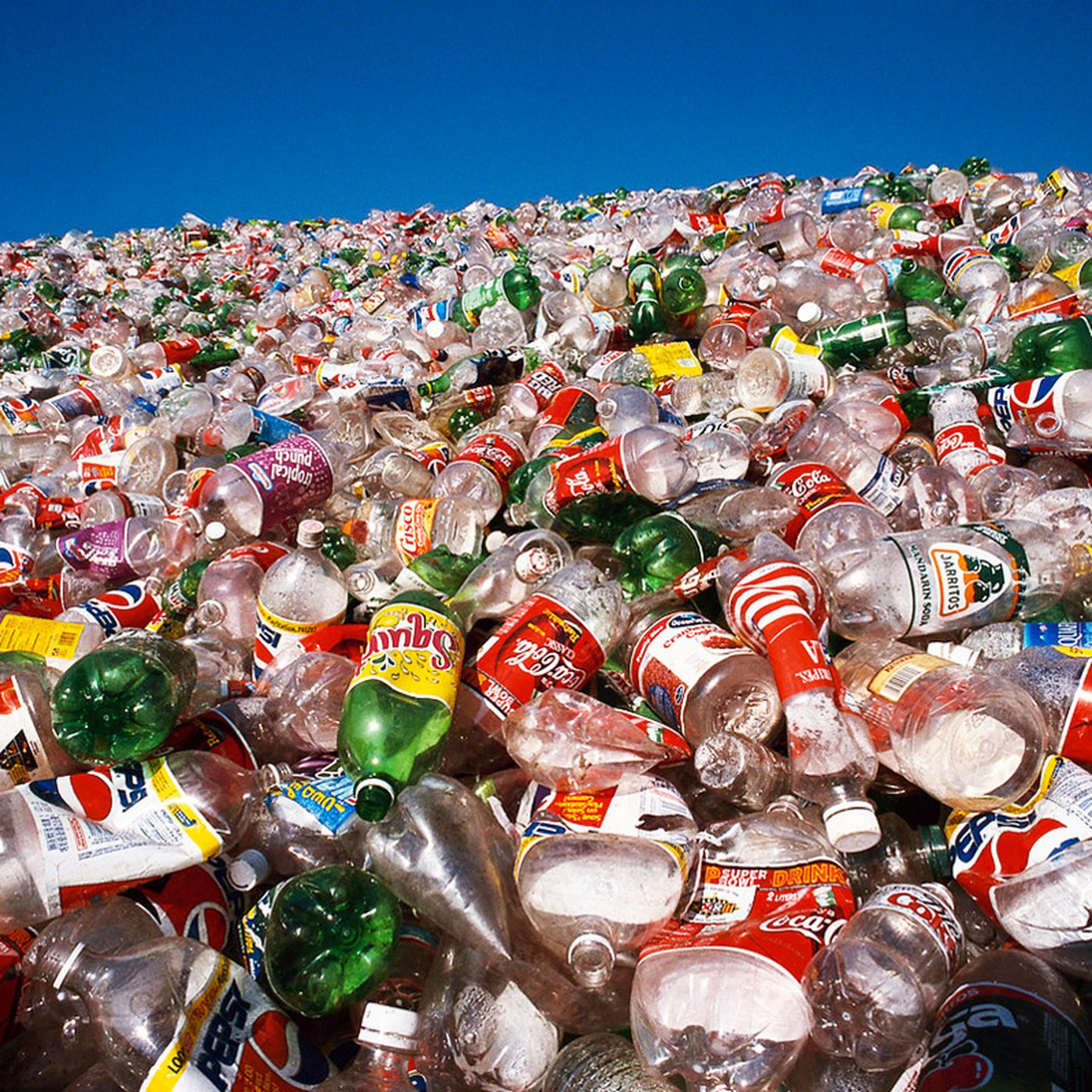 China's plastic waste ban will leave 111 million tons of