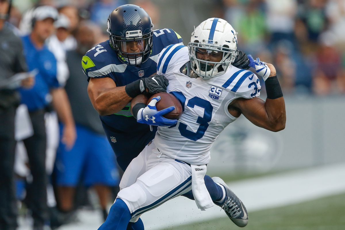 Roster Moves Colts Get Much Needed Help At Rb From Robert Turbin Waive De Tarell Basham