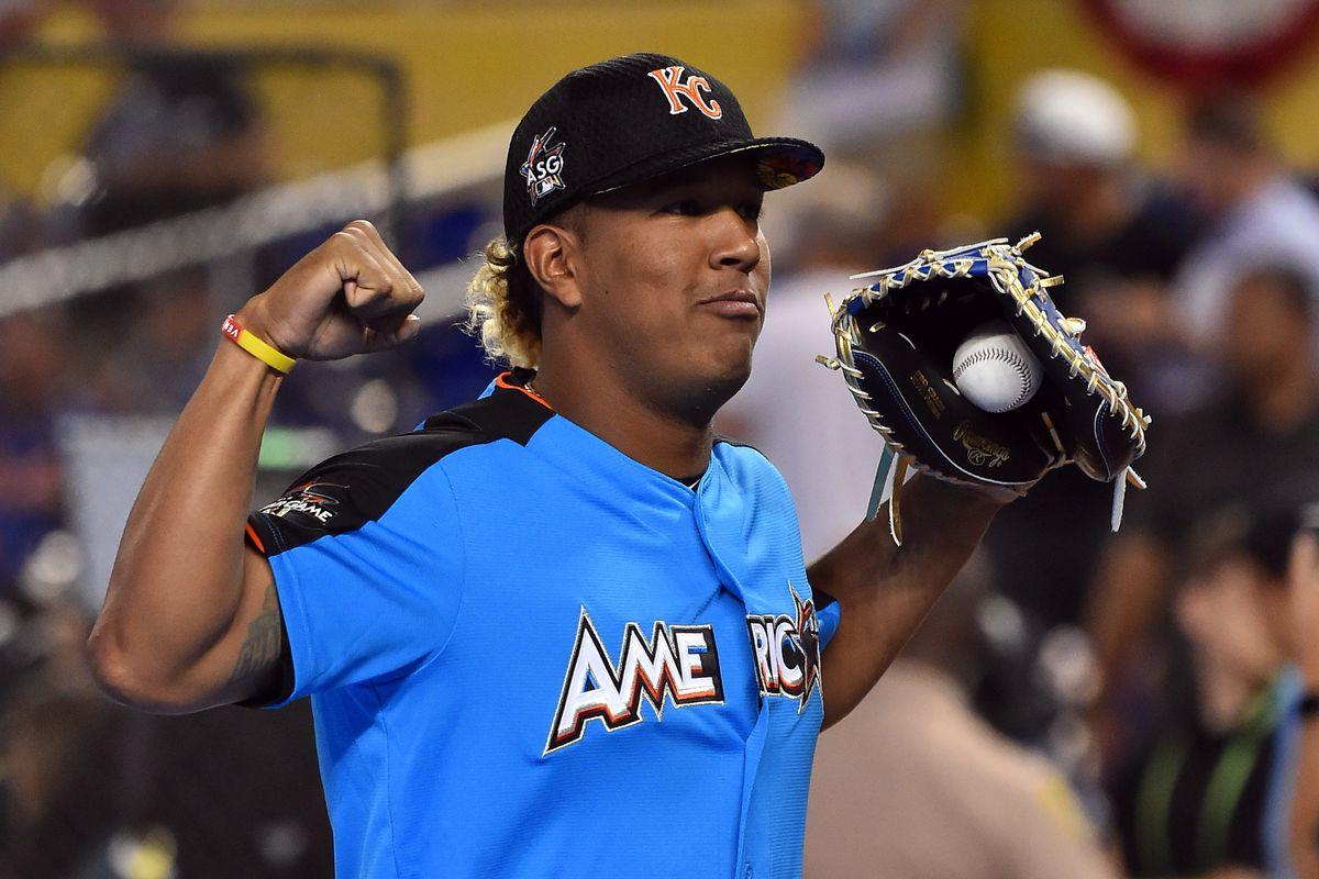 MLB: All Star Game-Batting Practice