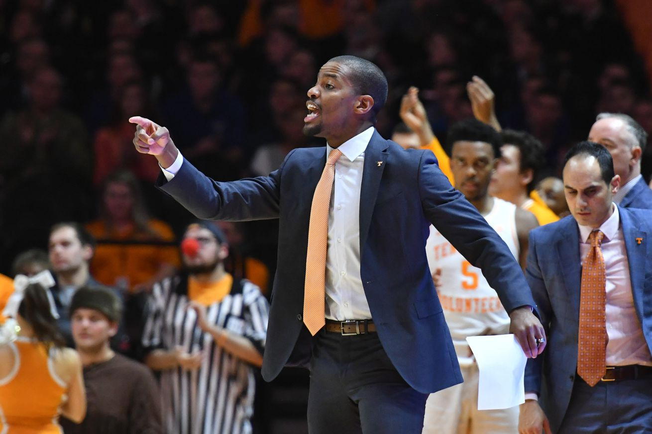 NCAA Basketball: Chattanooga at Tennessee