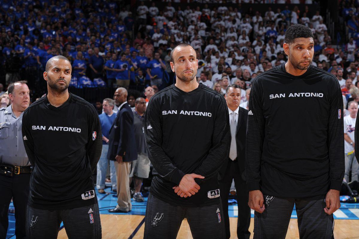 Oklahoma City Thunder v San Antonio Spurs - Game Three