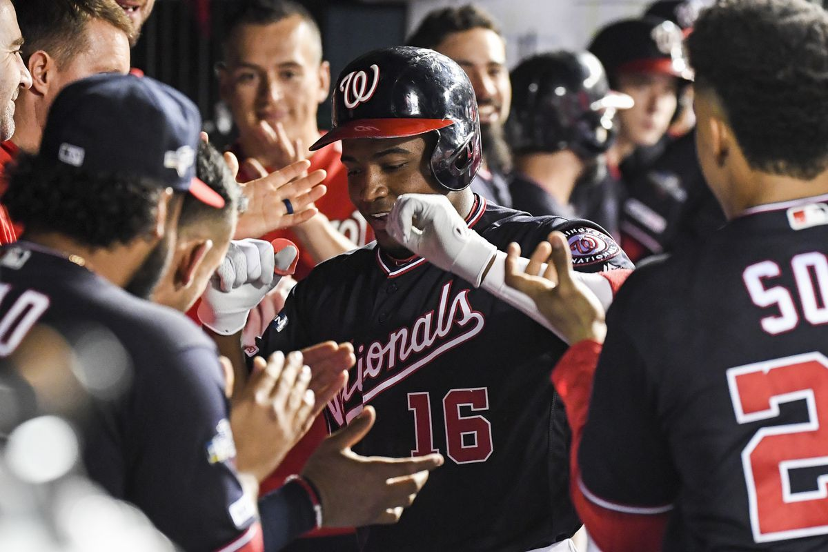 MLB-Game three of the NLCS between the Washington Nationals and St. Louis Cardinals