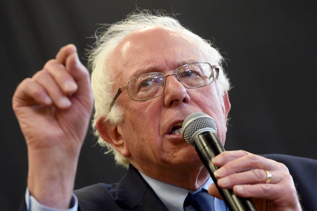 News: Bernie Sanders