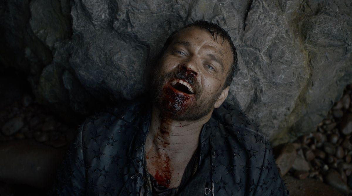 Game of Thrones S08E05 Euron smile