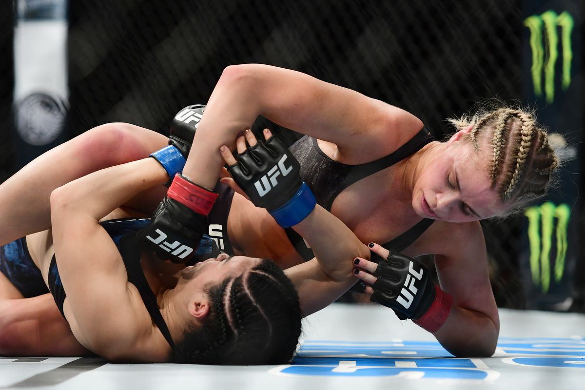 Midnight Mania! Paige VanZant plays peek-a-boo, teases new lingerie pic