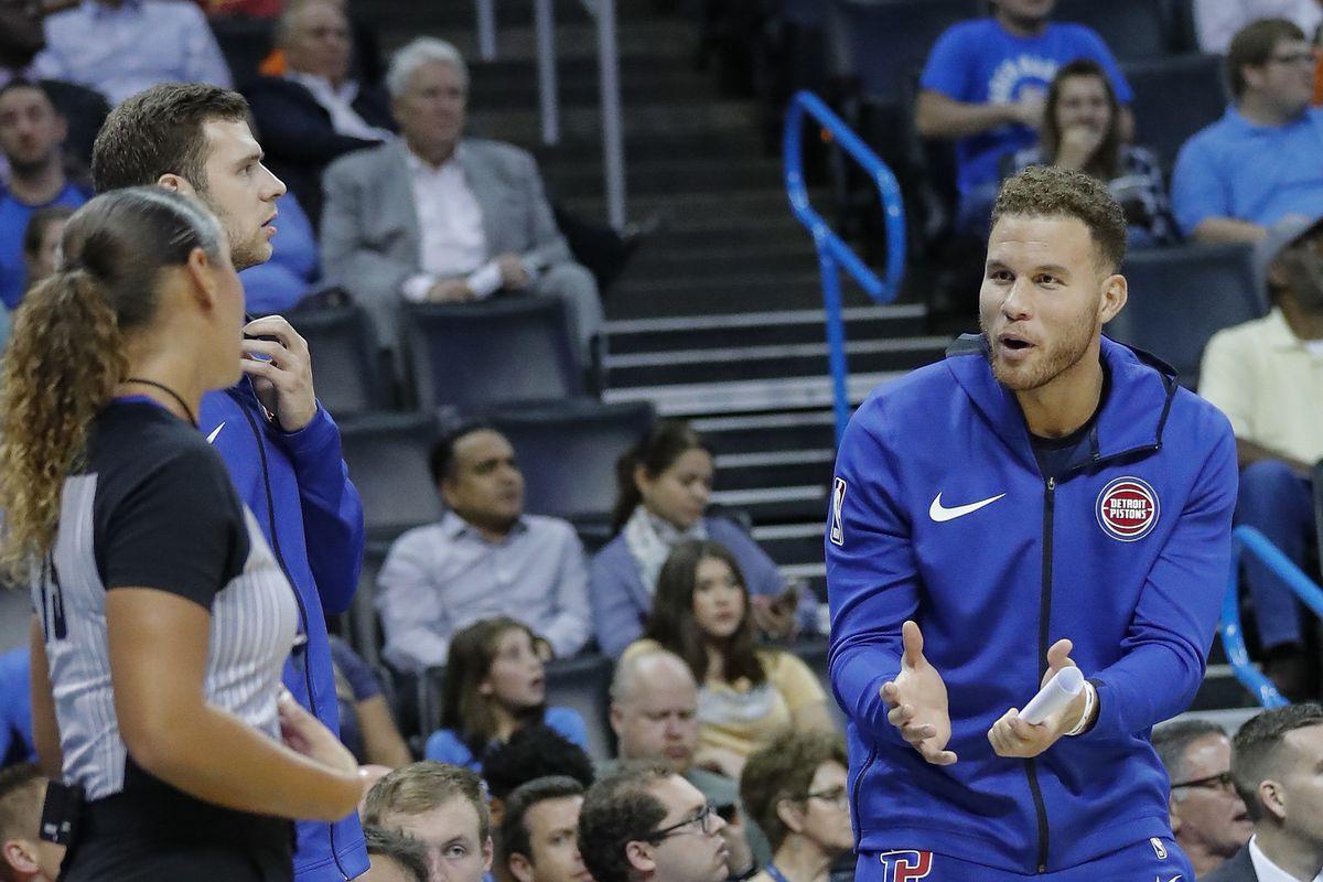 NBA: Preseason-Detroit Pistons at Oklahoma City Thunder