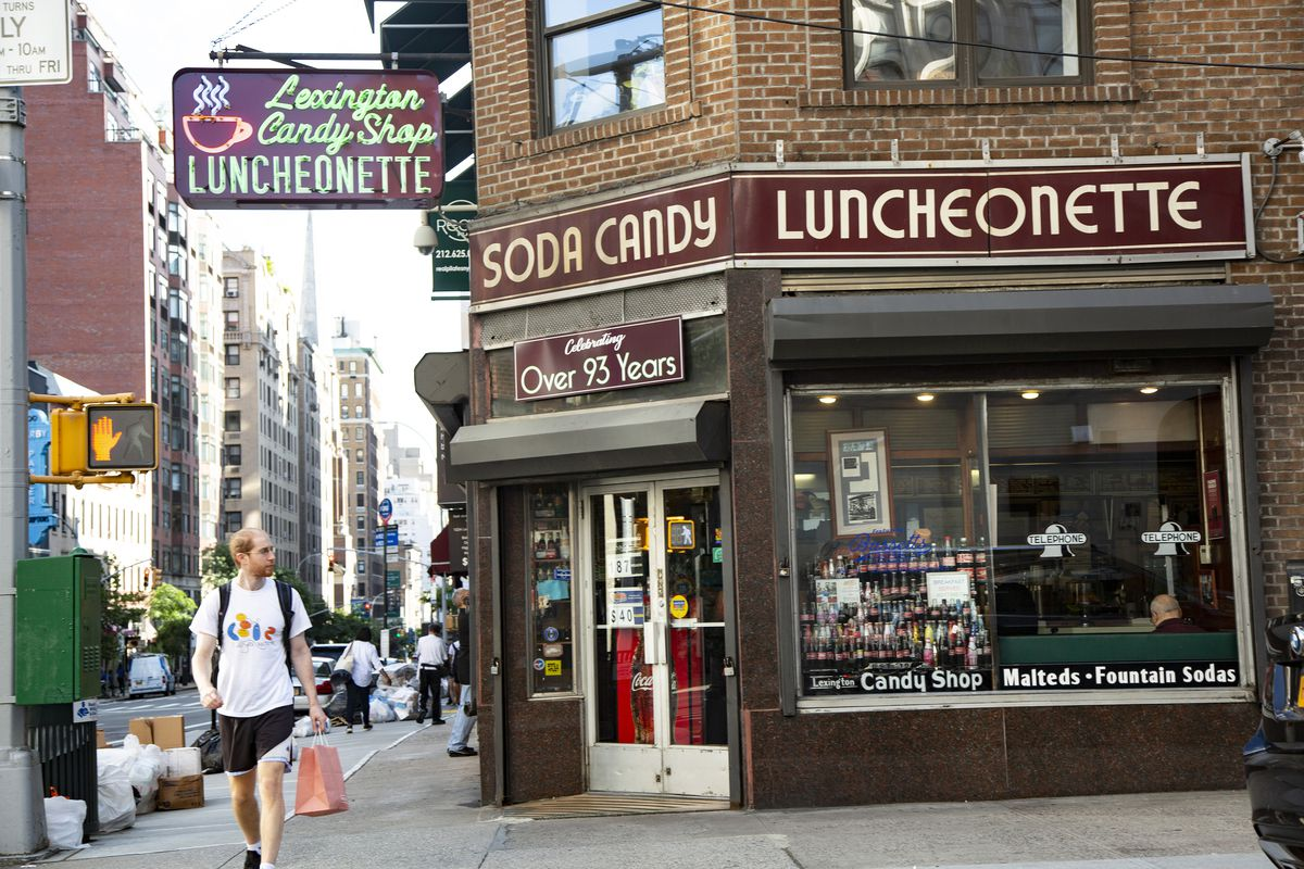 Lex_Candy_Shop A Look Inside the Historic NYC Diners Still Keeping Traditions Alive