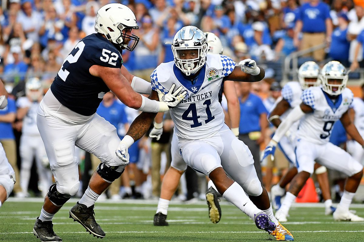 c81a2be2587 Could Josh Allen Be The Redskins Next Great Pass Rusher  - Hogs Haven
