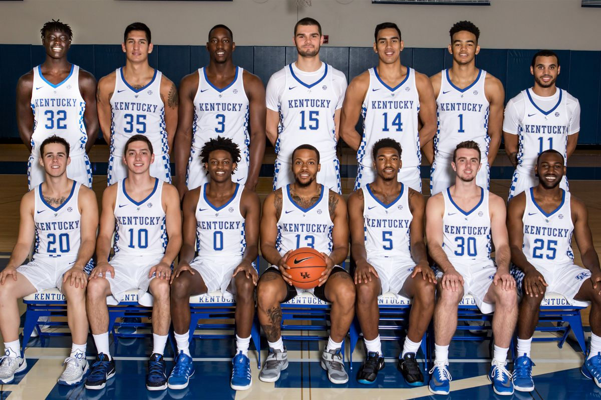 Uk Basketball: Kentucky Wildcats Basketball 2016-17 Season Preview