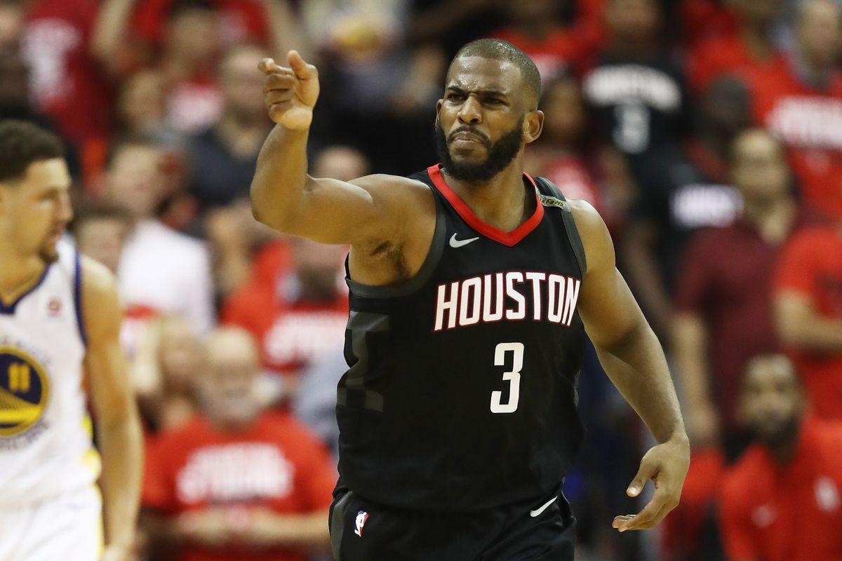 e582744cef9 Chris Paul's injury was especially sad because he had proved all his  doubters wrong