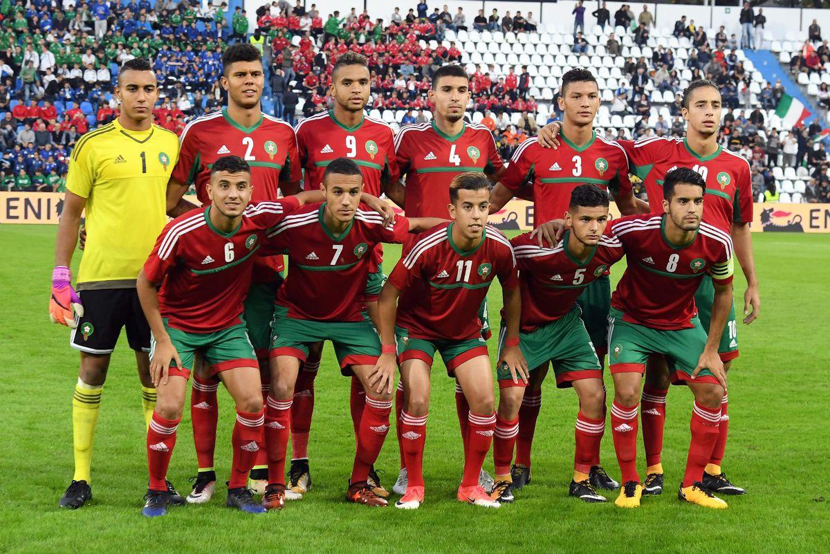 Italy U21 v Morocco U21 - International Friendly