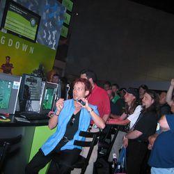 Cliff at E3 2003