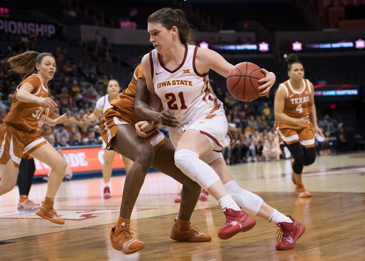 NCAA Womens Basketball: Big 12 Conference Tournament - Texas vs Iowa State