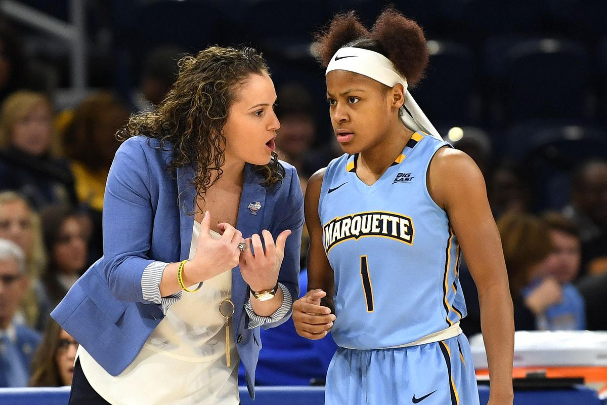 Marquette Women S Basketball Now Ranked 8 In New Associated