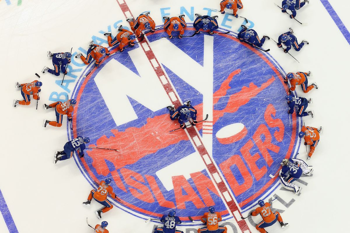 New York Islanders Training Session