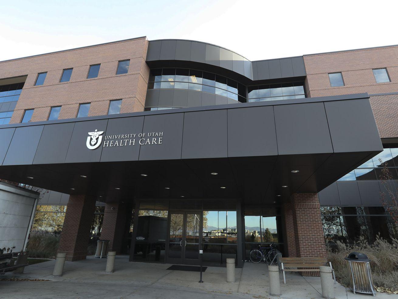 Huntsman Mental Health Institute at University of Utah dedicated