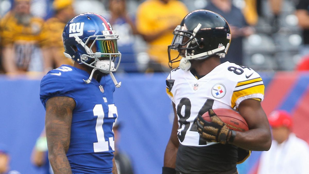 For Packers Odell Beckham Jr Makes More Sense Than Antonio