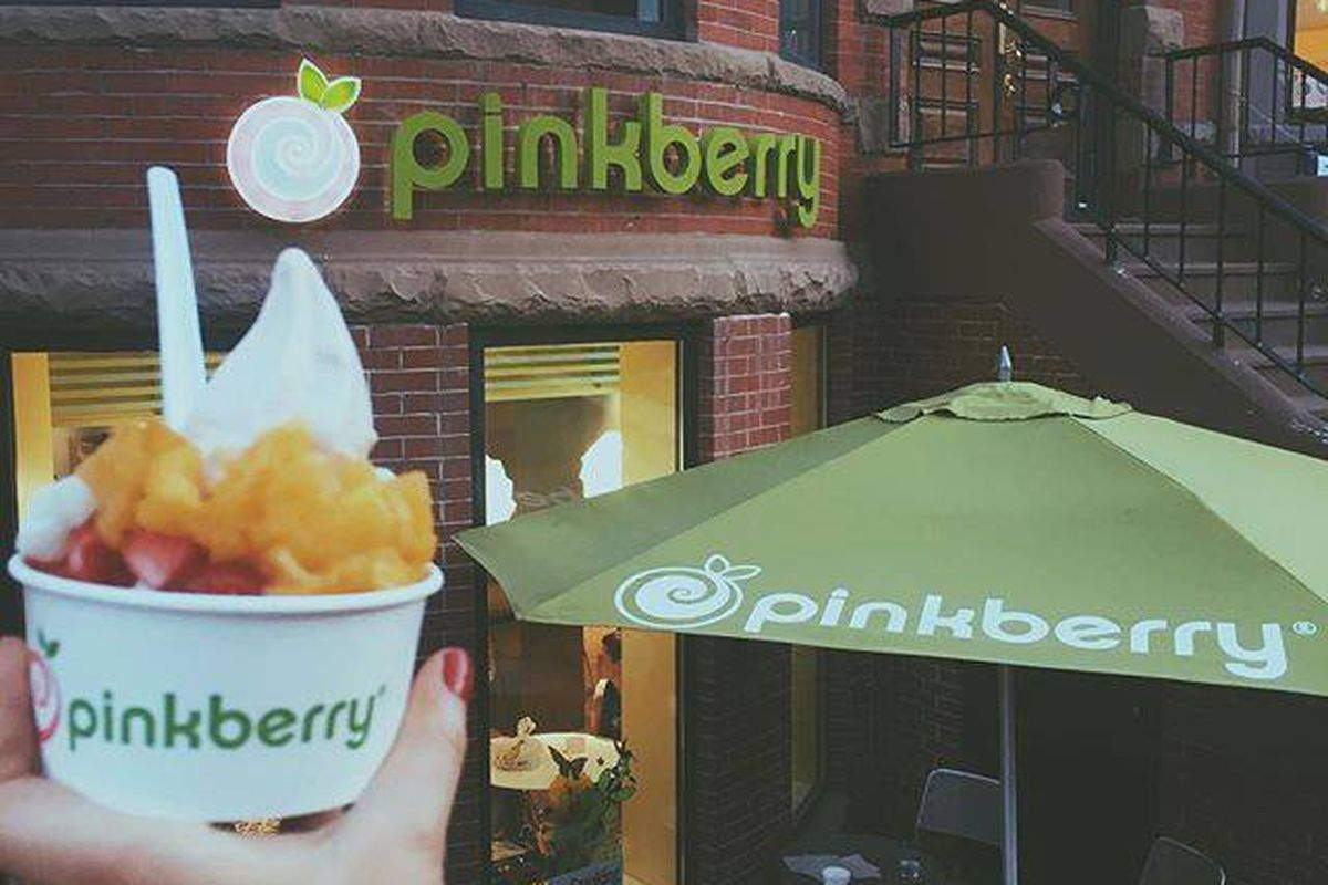 Pinkberry's former Back Bay location