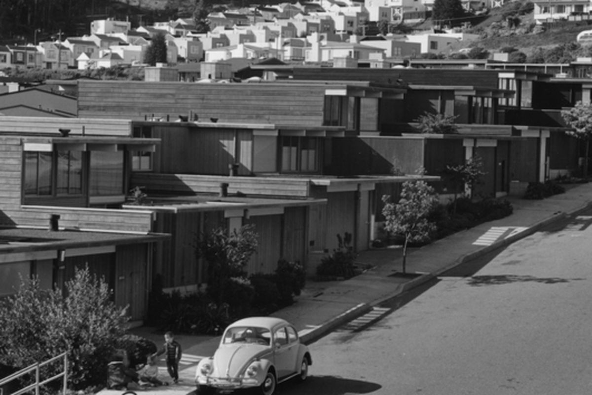 Photo: San Francisco Redevelopment Agency