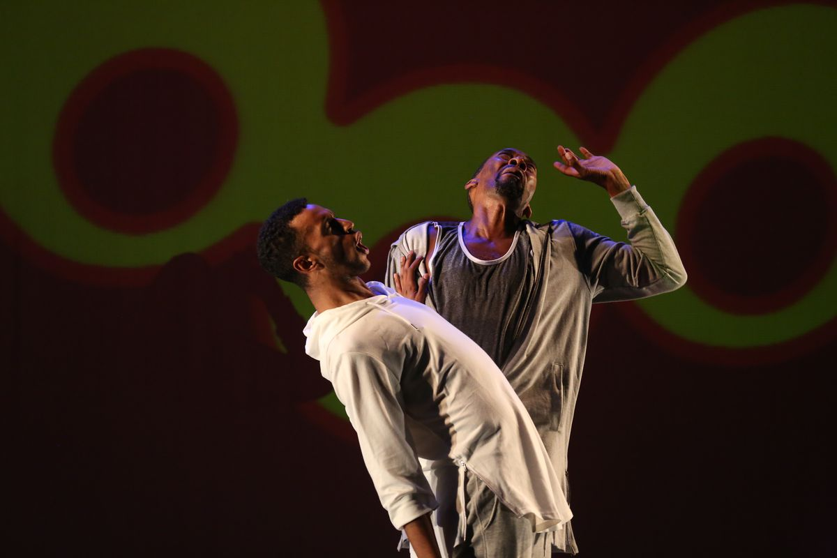 """Choreographer Cynthia Oliver's """"Virago-Man Dem"""" will be performed at the Dance Center of Columbia College. 