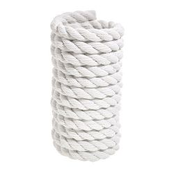 """Reality Coil Rope Vase, <a href=""""http://www.shopwhitney.org/recowhrova.html"""">$78</a> at <b>The Whitney</b>"""
