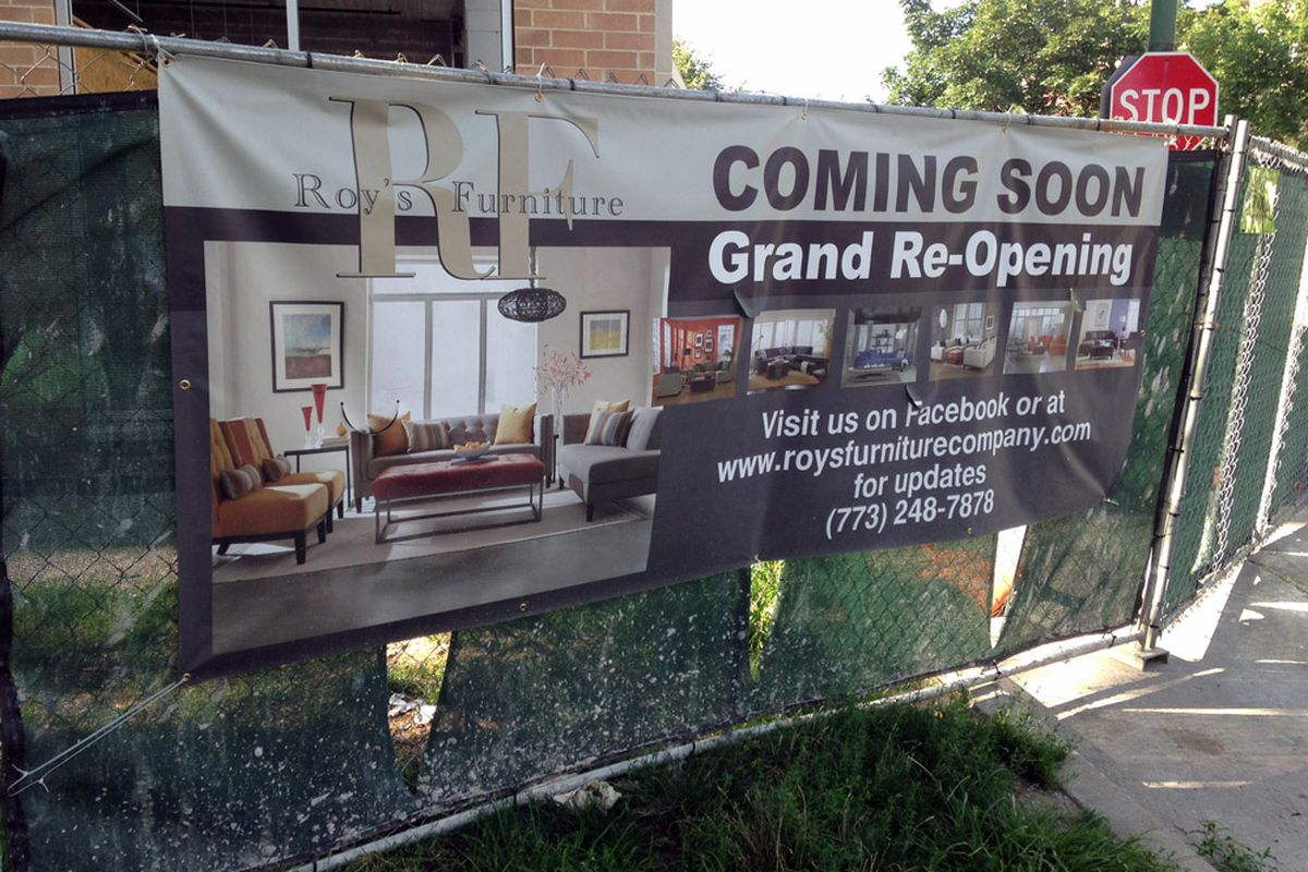 Roy S Furniture Reopening In Lincoln Park Racked Chicago
