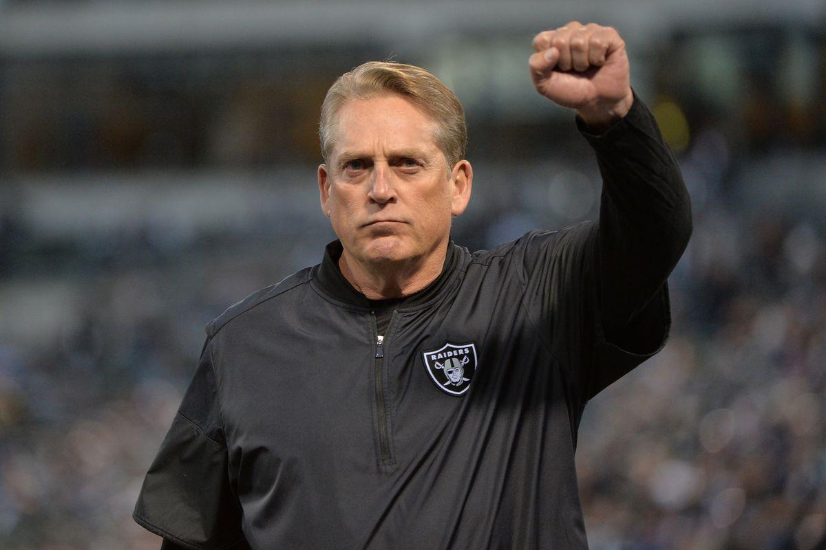 Former Raiders head coach Jack Del Rio joins ESPN