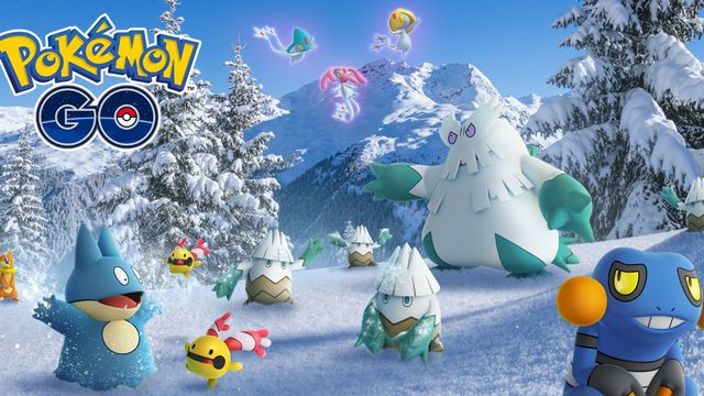 Pokémon Go holiday event drops gifts for two weeks straight
