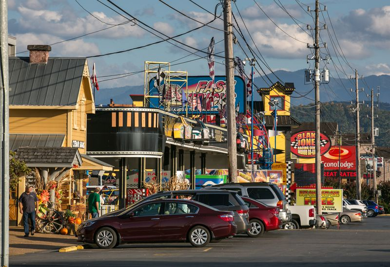 Exploring Tennessee's Pigeon Forge