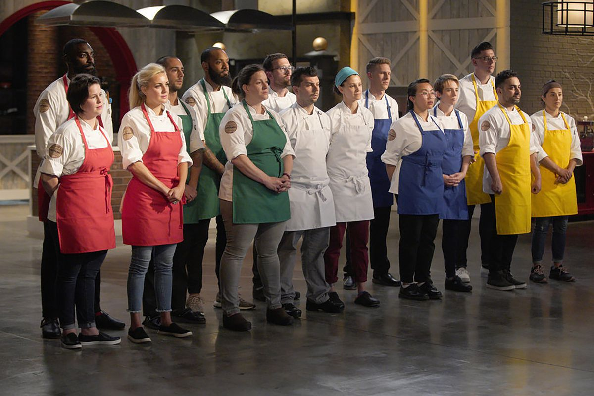 Who Are The Chefs On The New Kentucky Season Of Top Chef Eater