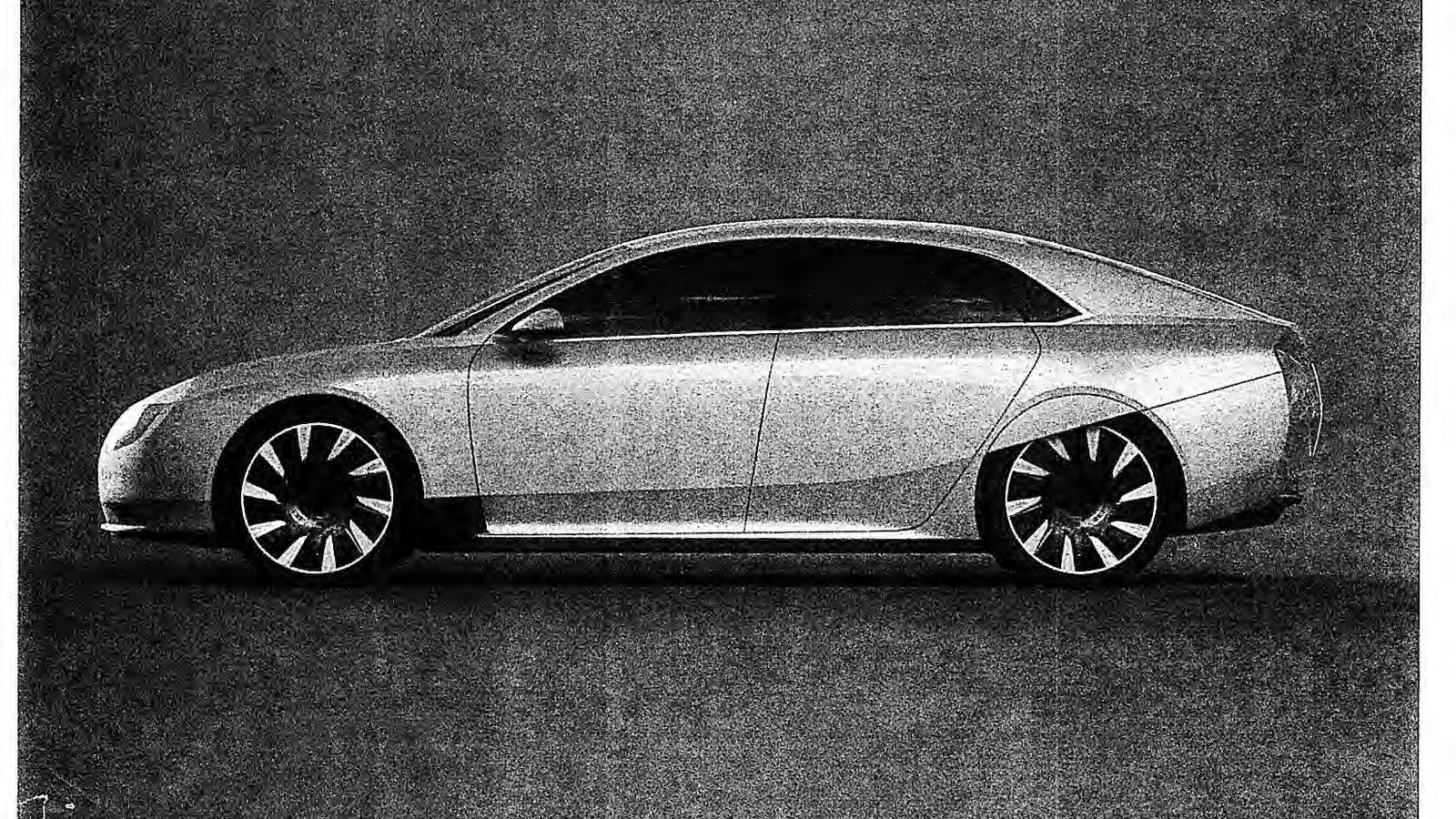 Tesla rival Atieva's first electric car looks a lot like a ...