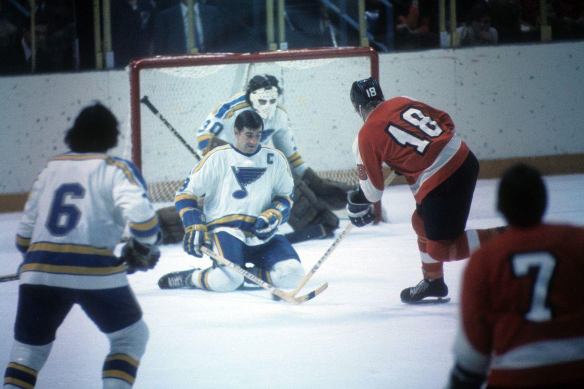 Philadelphia Flyers v St. Louis Blues