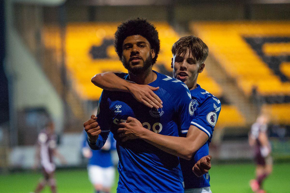Everton v Leicester City: Premier League 2