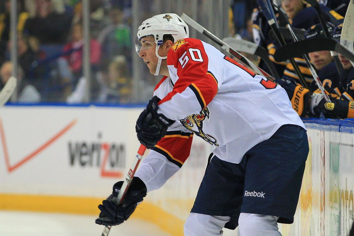 Drew Shore scored a goal and added two assists in San Antonio's 5-2 win over Charlotte on Friday.