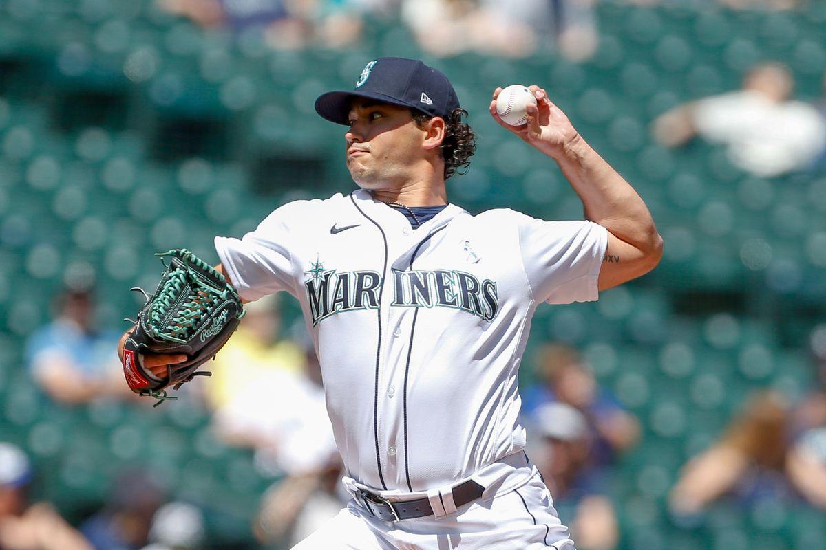 MLB: Tampa Bay Rays at Seattle Mariners