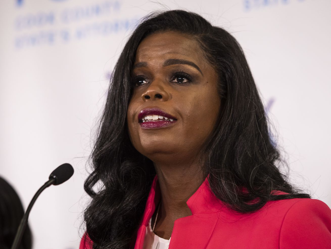 Cook County State's Attorney Kim Foxx.