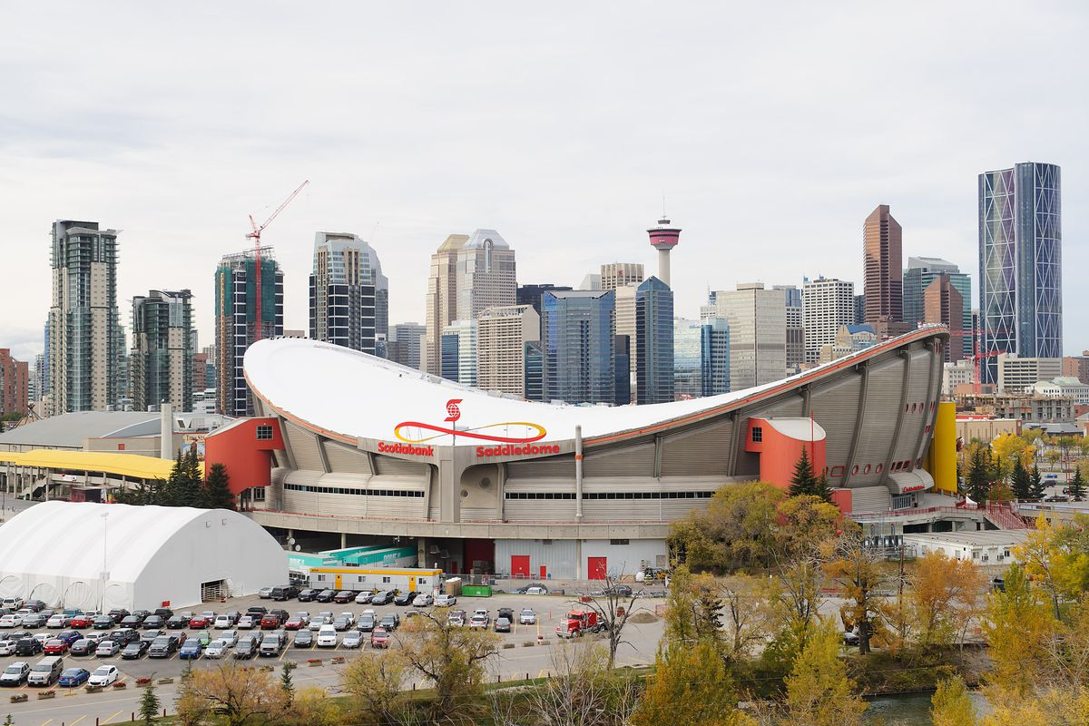 Ken King says Flames will not pursue new arena in Calgary