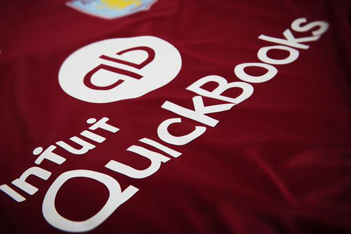 Aston Villa have announced a two-year deal with Intuit QuickBooks to be the club's new commercial partner.
