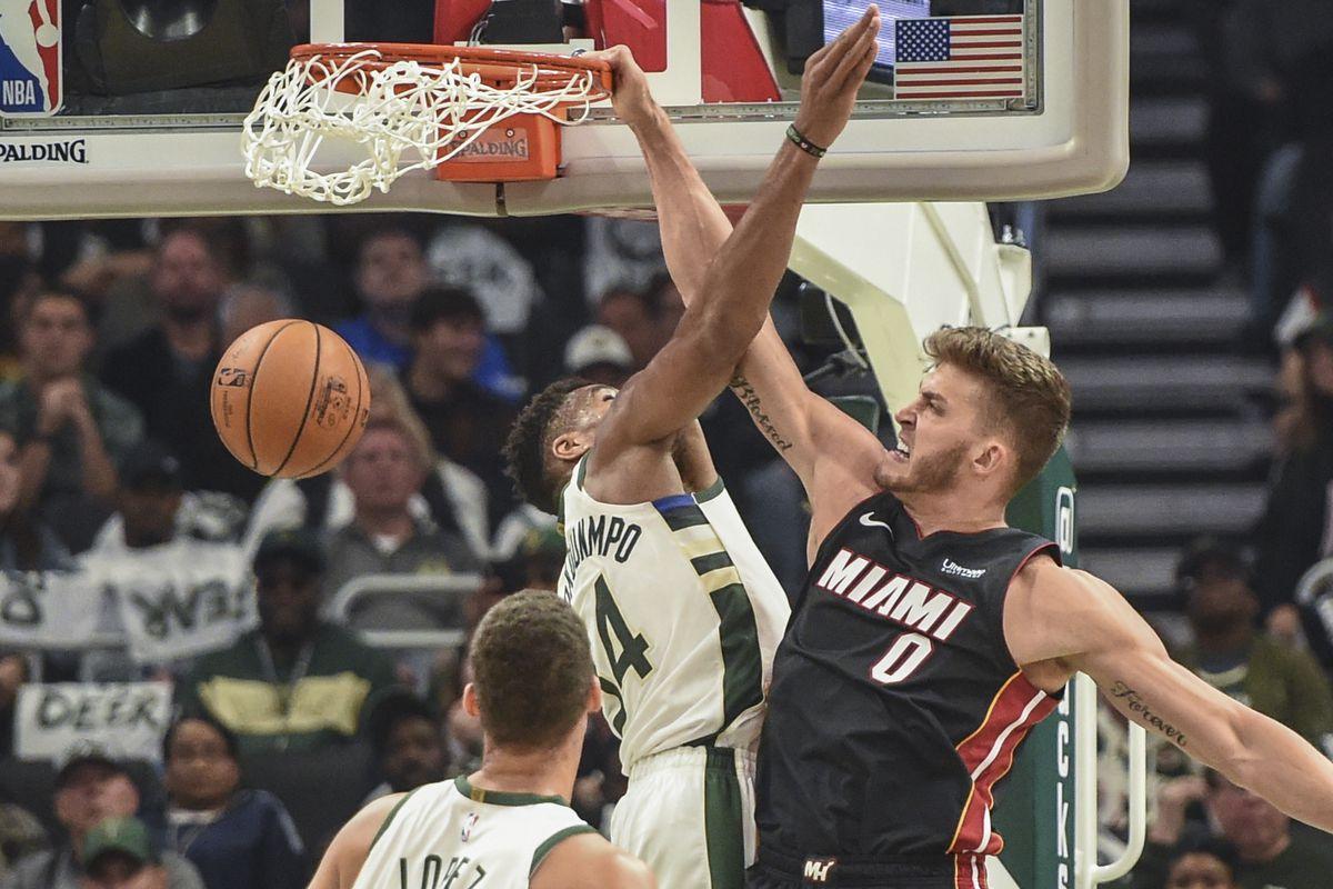 Are The Miami Heat A Legitimate Threat To The Milwaukee Bucks Tbn Media