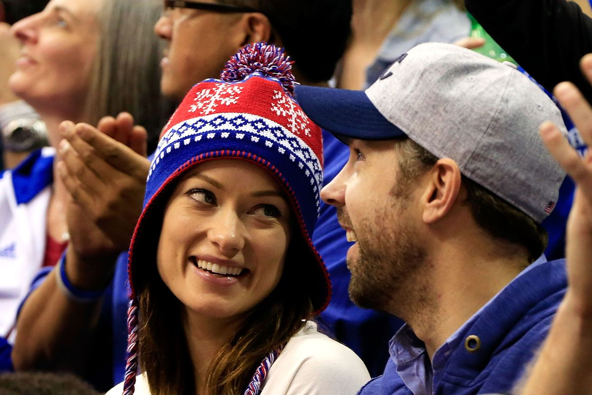 I'm going to assume you folks can figure out why today's photo is Olivia Wilde
