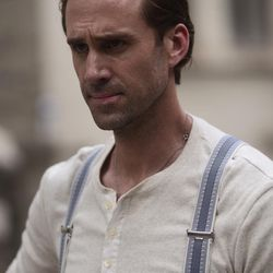"Joseph Fiennes stars in ""On Wings of Eagles."""