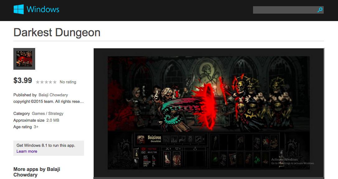 darkest dungeon illegal