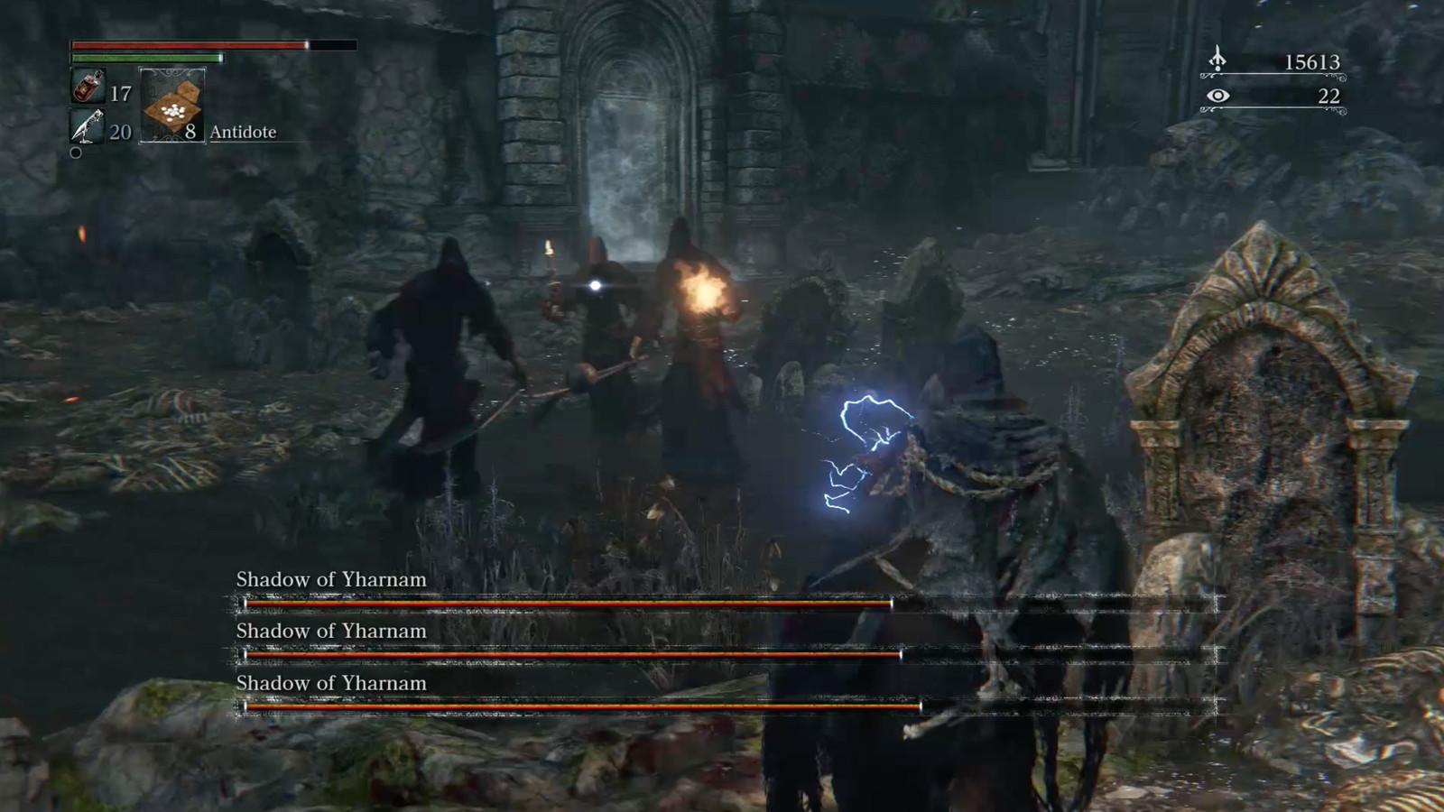 Bloodborne guide: Shadows of Yharnam boss fight - Polygon