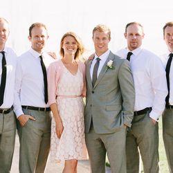 Brad, Bryan, Emily, Dan, Trevan and Cody.