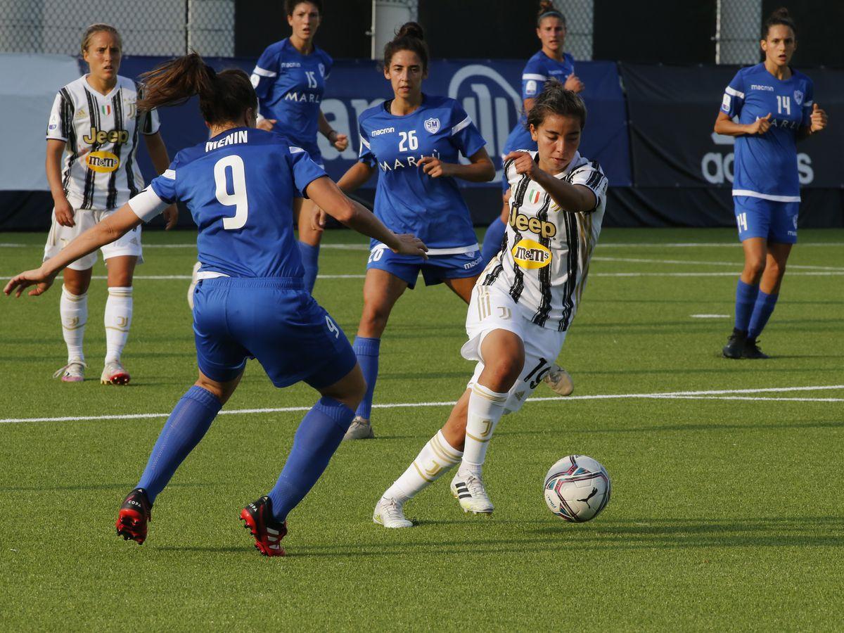 Juventus Women v San Marino Academy - Serie A Women