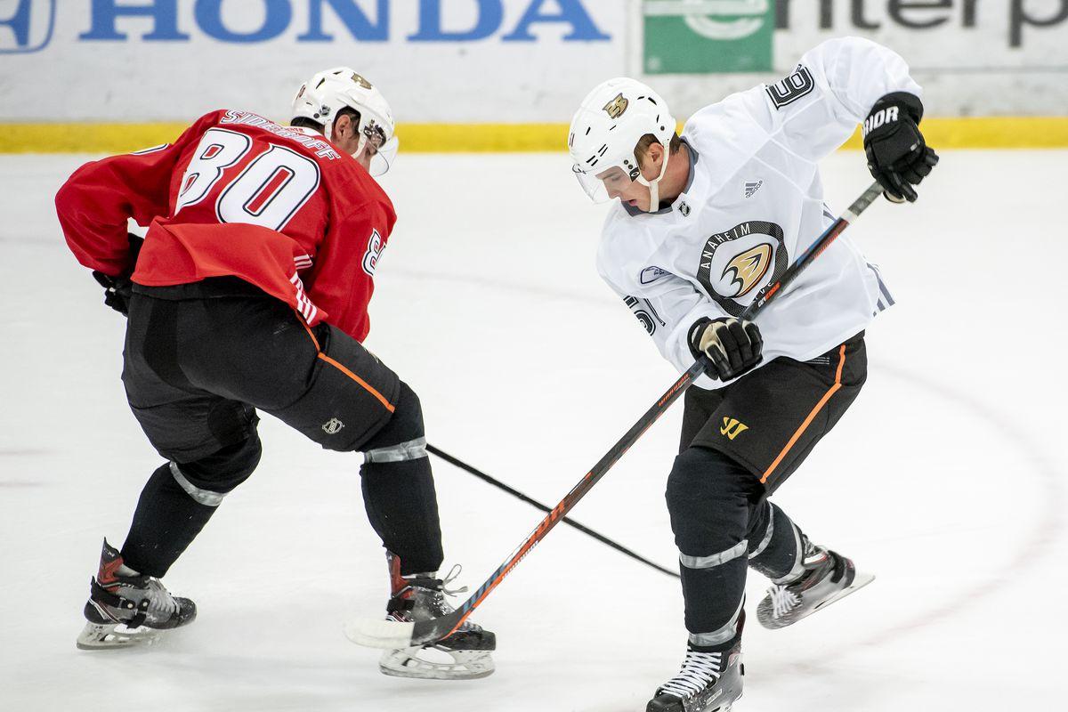 Anaheim Ducks Announce Rookie Faceoff Tournament Roster