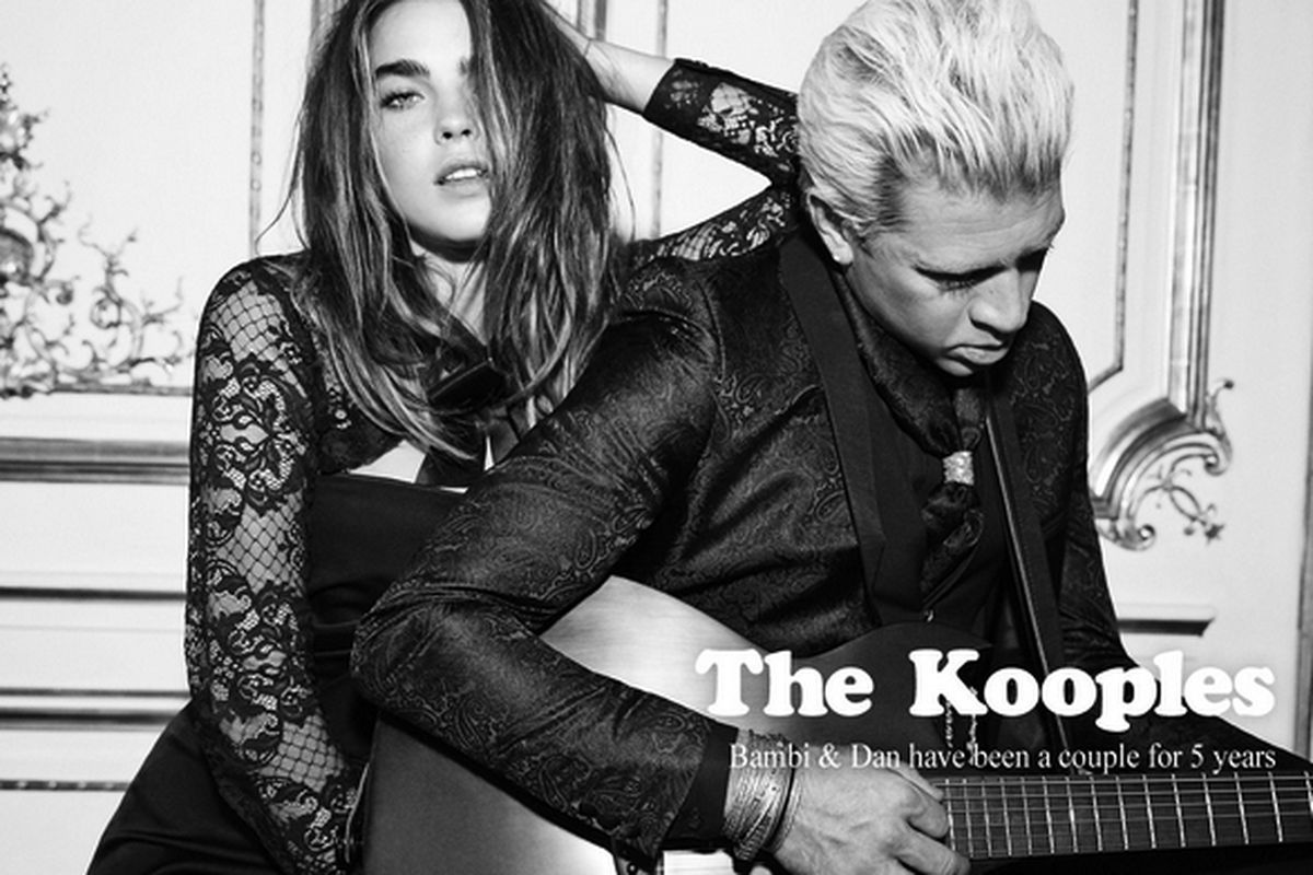 abdc846123 Oui! France's The Kooples Select Robertson for First US Store ...