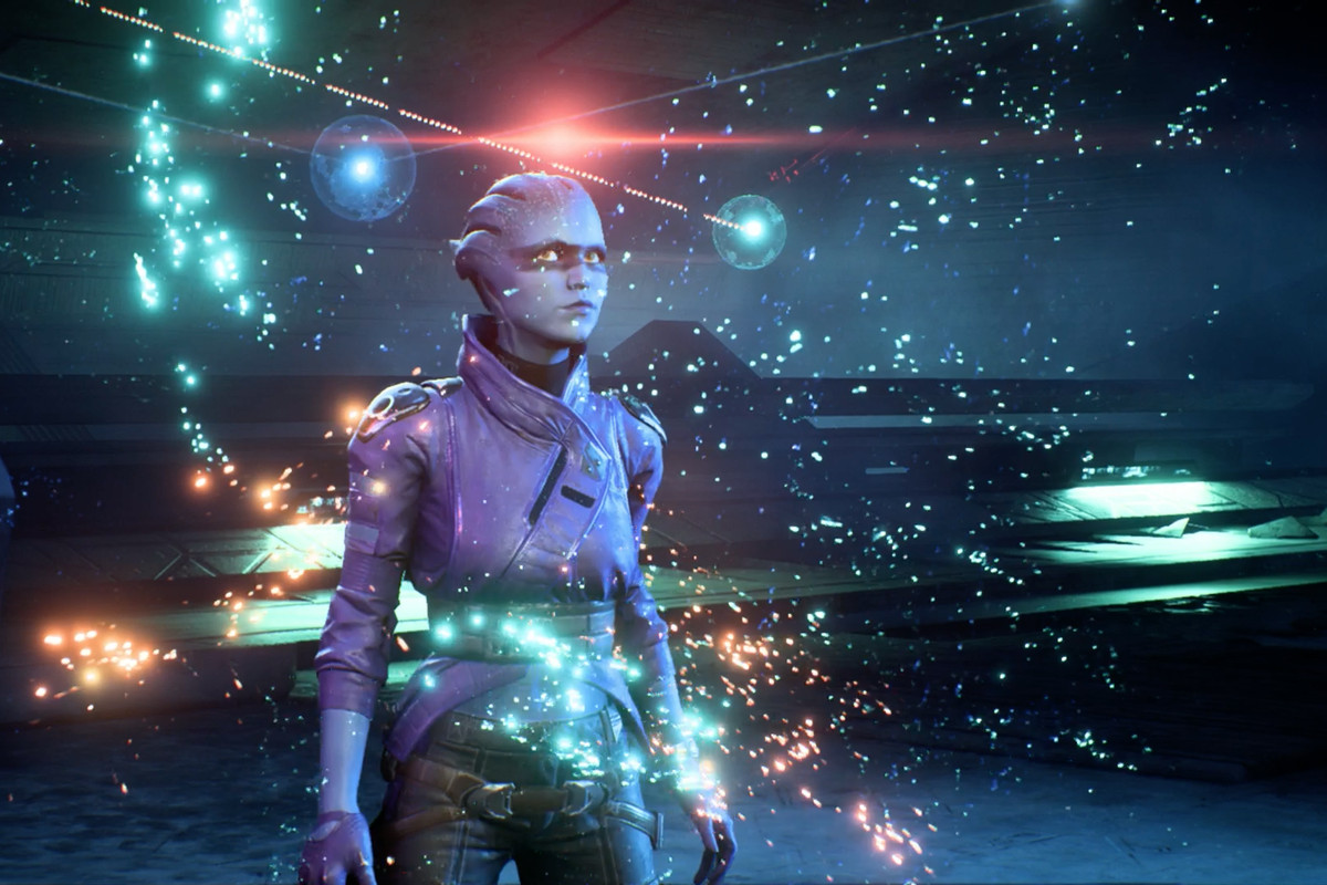 Mass Effect Andromeda Guide A Trail Of Hope Walkthrough Polygon
